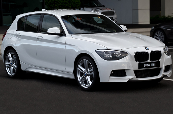 BMW 116i Hatchback