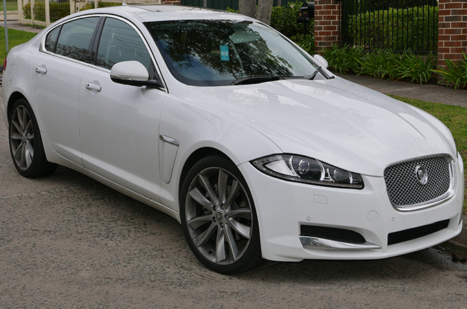 Replacement Jaguar XF Engines