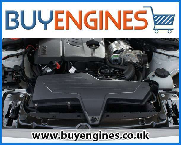 Engine For BMW 116i-Petrol