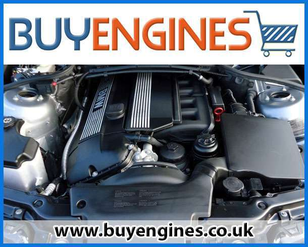Engine For BMW 320i-Petrol
