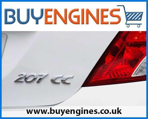 Peugeot 207-CC-Petrol