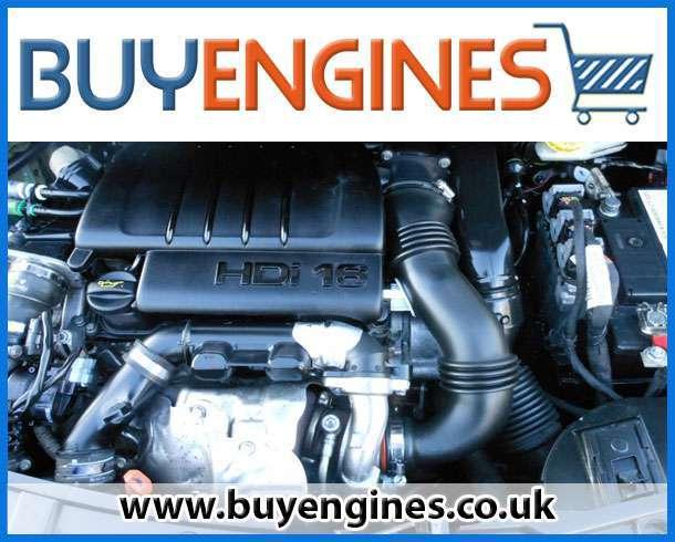 Engine For Peugeot 207-Diesel