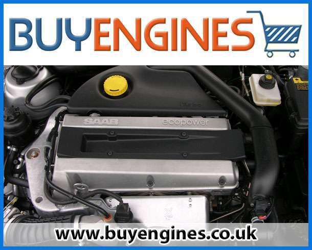 Engine For Saab 9-5-Diesel
