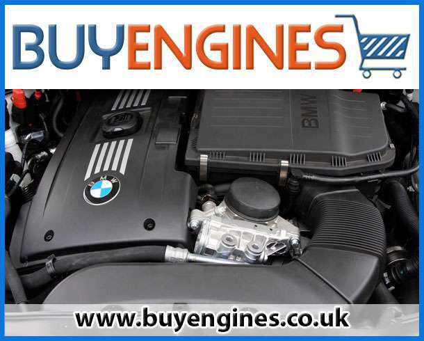 BMW 335i Engine N54-B30A/AA