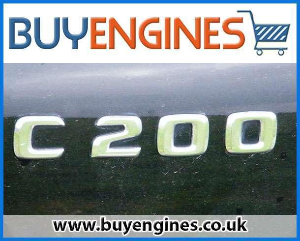 Mercedes C200-Kompressor