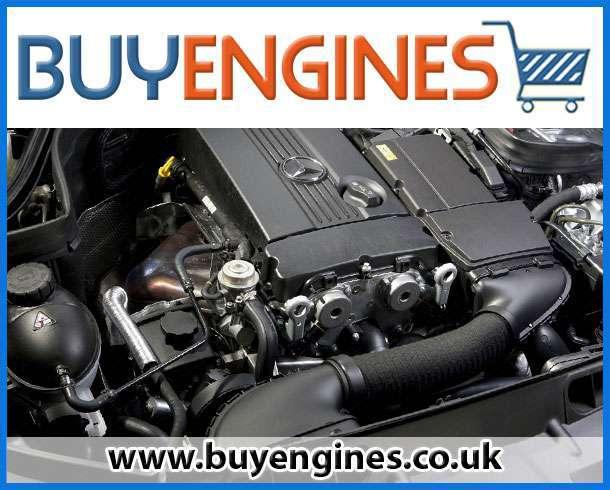 Engine For Mercedes C200-Kompressor